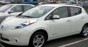 Nissan LEAF Electric Cars Could Be Hacked